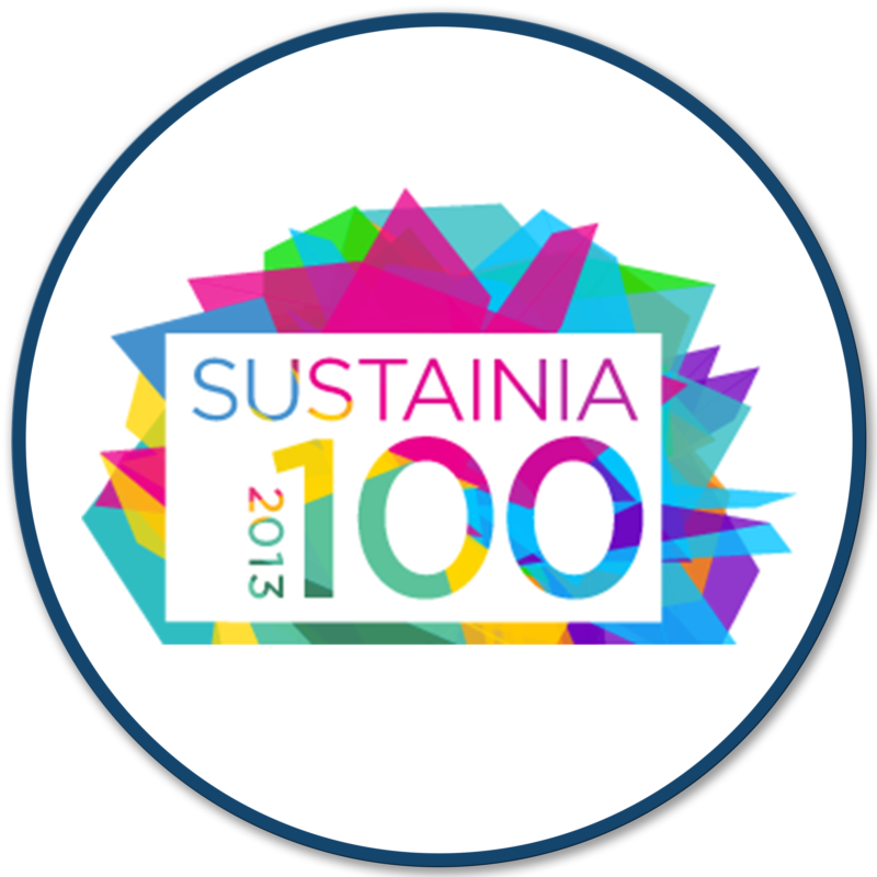 Bigbelly Award: Sustainia 100, 2013