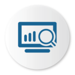 Bigbelly Smart Waste & Recycling Benefits Icon Data Insight and Analytics