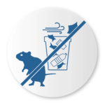 Bigbelly Smart Waste & Recycling Benefits Icon Pest Abatement